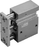 """Cilindro compacto guiado serie """"CMPG"""" Ø16÷100 mm"""