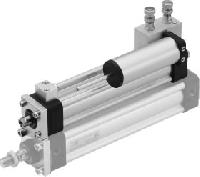 "Freno Hidráulico serie ""BRK"" para cilindro ISO Ø40÷80 mm"